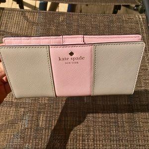 Kate Spade Large Bifold Wallet